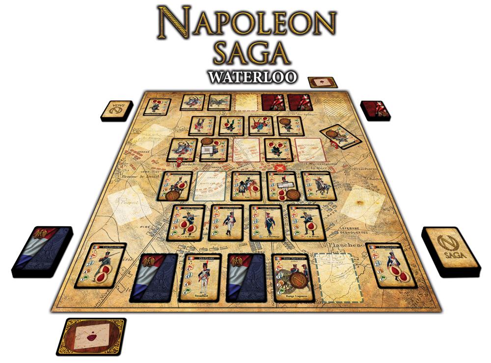Partie de Napoleon Saga